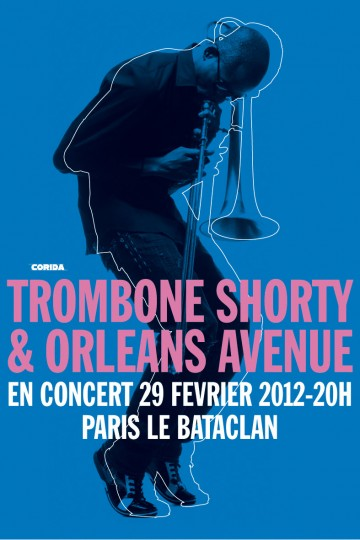 Trombone Shorty - Bataclan