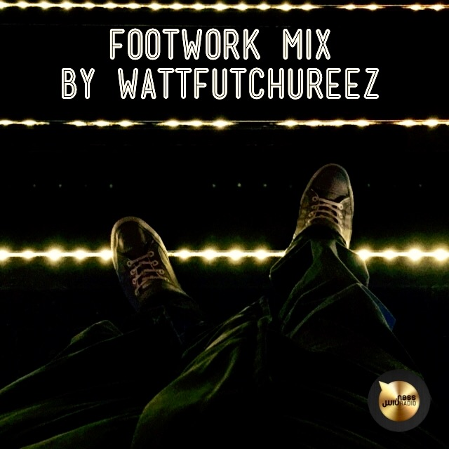 footwork mix by wattfutchureez